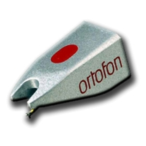 Ortofon Spherical Pro Stylus Replacement in Silver