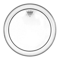 "Remo 16"" Clear Pinstripe Drumhead"