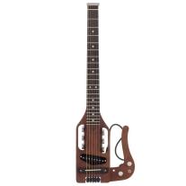 Traveler Guitar Pro Series Antique Brown with Walnut Fretboard
