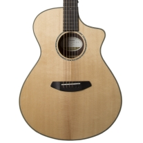 Breedlove Pursuit Exotix Series Concert CE Acoustic Electric Guitar w/ Gig Bag