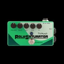 Pigtronix Polysaturator Guitar Pedal