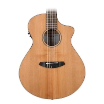 Breedlove PURSUIT NYLON Pursuit Nylon Acoustic-Electric Guitar Natural