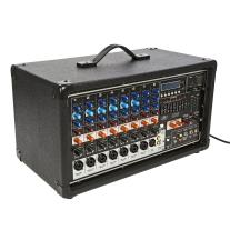 Peavey PVI8500 8-Channel 400-Watt Powered Mixer