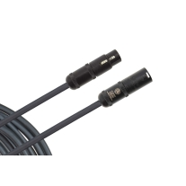 Planet Waves American Stage Series Microphone Cable, XLR Male to XLR Female, 10'
