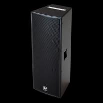 """Electro Voice QRX153/75 Black 15"""" 3-Way Speaker"""