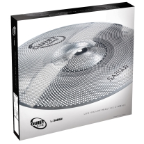 Sabian QTPC501 Quiet Tone Practice Cymbals Set