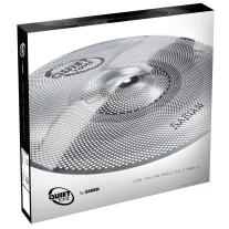 Sabian QTPC503 Quiet Tone Practice Cymbals Set