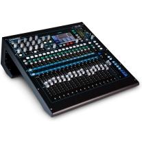 Allen & Heath QU-16 Chrome Edition 16-Channel Digital Mixer