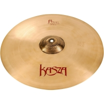 Kasza Cymbals Dirty Bell Rock Crash Cymbal 18""