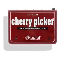 Radial Cherry Picker Passive Studio Preamp Selector