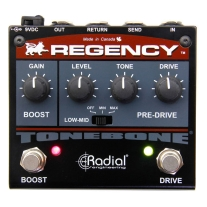 Radial Regency Pre-Drive and Booster (Regency Pre-Drive & Booster)