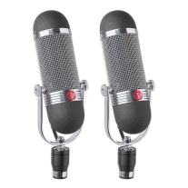 Aea R84 Pair Large Ribbon Geometry Mic Matched Pair