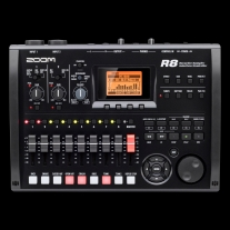 Zoom R8 Multi-Track SD Recorder, Sampler & USB Interface