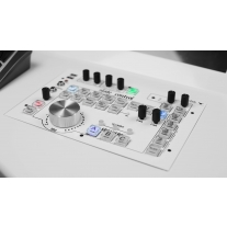 Slate Control Stereo - White Finish (Standalone System)