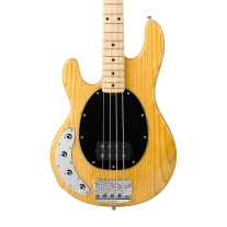 Sterling By Music Man Ray 34 Left Handed 4 String Bass Natural