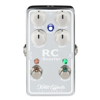 Xotic Effects RC Booster V2 Pedal
