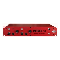 A-Designs REDDI V2 Dual Mono Tube Direct Box