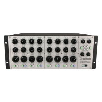 Buzz Audio REQ 2.2 Stereo EQ w/ Mastering Version with Active Filter Low Band