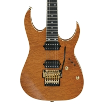 Ibanez RG652BGNTF RG Prestige Series Electric Guitar In Flat Natural