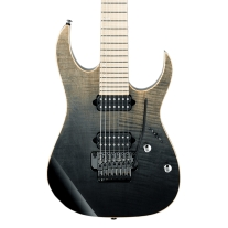Ibanez RG7PCM Premium RG 7 String Electric Guitar In Twilight Black Gradation
