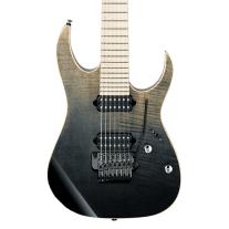 Ibanez RG7PCM Premium RG 7 String Electric Guitar In Twilight Black Gradation