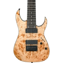 Ibanez RG8PB 8-String Electric Guitar Natural Flat Finish