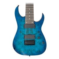 Ibanez RG8PB Sapphire Blue 8 String Electric Guitar