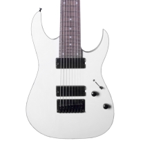 Ibanez RG8WH 8 String Electric Guitar in White Finish
