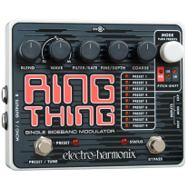 Electro Harmonix Ring Thing Single Sideband Ring Modulator