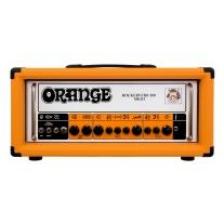 Orange Rockerverb 100 Head MkIII - 100-Watt Twin-Channel Tube Head Orange