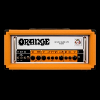 Orange Rockerverb 50 Mk III - 50-Watt Twin-Channel Tube Head Orange
