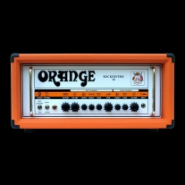 Orange Rockerverb 50 Dual-Channel 50-Watt Tube Head with Reverb