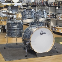 Gretsch Renown Series RN2E825SOP 5 Piece Shell Kit in Silver Oyster Pearl