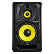 "KRK RP103G3 10"", 3-Way High Performance Studio Monitor (Black)"