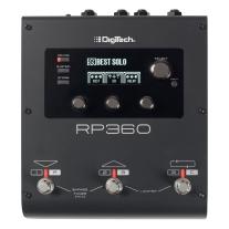 Digitech RP360 Guitar Multi Effect Pedal