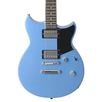 Yamaha RS420FTB Revstar Double Cutaway Electric Guitar In Factory Blue
