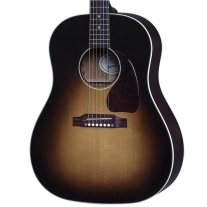 Gibson J-45 Standard Cutaway Slope Shoulder Acoustic Guitar w/ Case