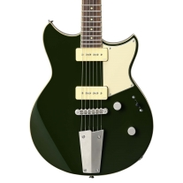 Yamaha RS502TBGR Revstar Double Cutaway Electric Guitar In Bowden Green
