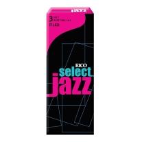 Rico Jazz Select Filed Baritone Saxophone Reeds 3S