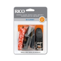 Rico RSMPAKBCL Smart Pak for Bb Clarinet