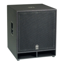 Yamaha S118 MKV 18In Subwoofer