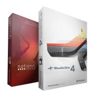 Presonus Studio One 4 Professional and Notion Bundle