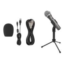 Samson Q2U Recording & Podcasting Pack (Black)