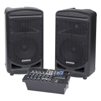 Samson Expedition XP800 800W Portable PA System