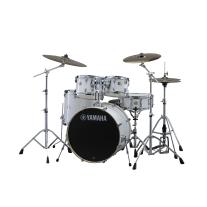 Yamaha Stage Custom Drumset w/ Hardware - Pure White