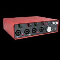 Focusrite Scarlett 18i8 USB Audio Interface 1ST GEN