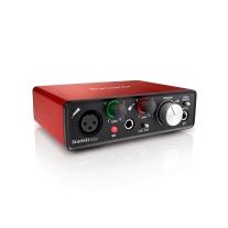 Focusrite Scarlett Solo (2nd Gen) 2 In / 2 Out USB Audio Interface