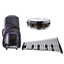 Yamaha Student Snare and Bell Combination Kit