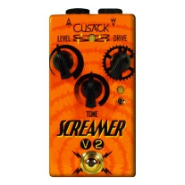 Cusack Music Screamer V2 Overdrive Pedal