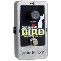 Electro Harmonix Nano Screamingbird Treble Booster